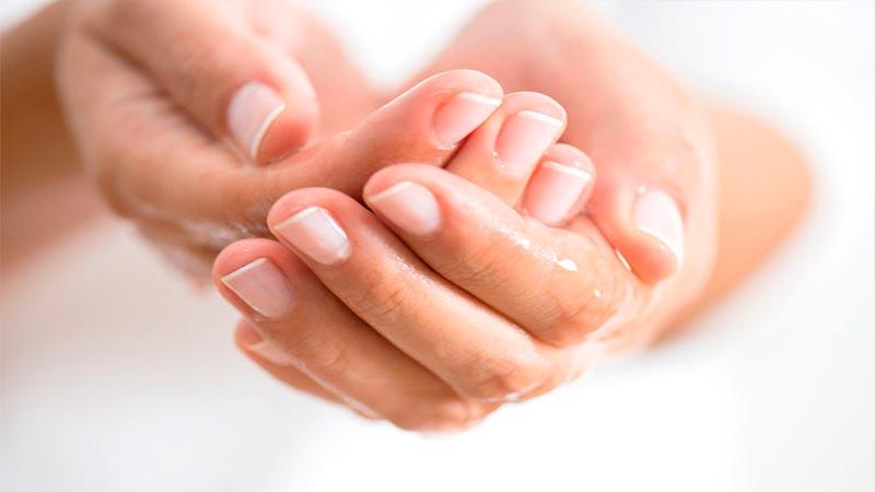Sudor en las manos: Hiperhidrosis palmar