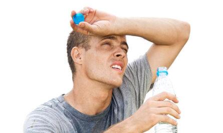 ¿Por qué sudamos?