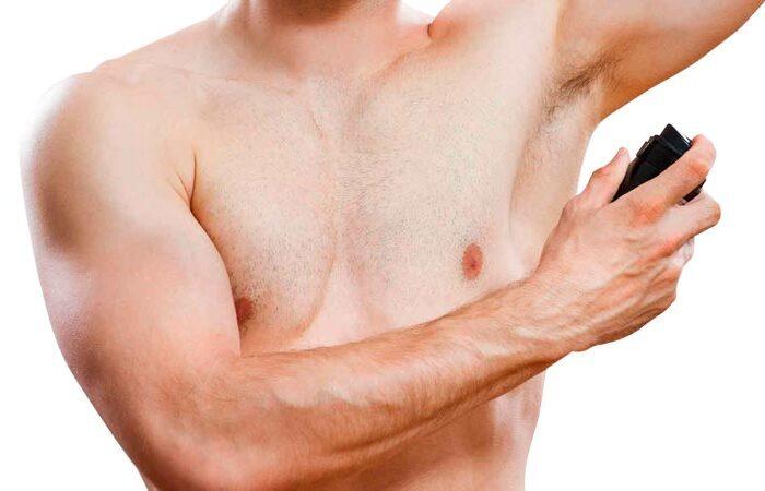 Guía con los 6 mejores desodorantes para hombres