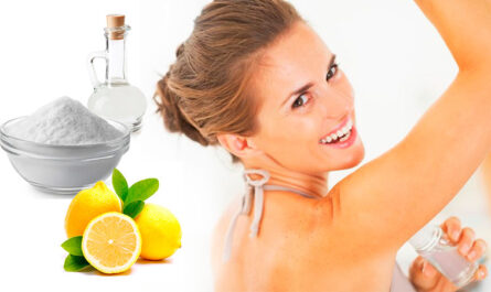 remedios caseros para dejar de sudar