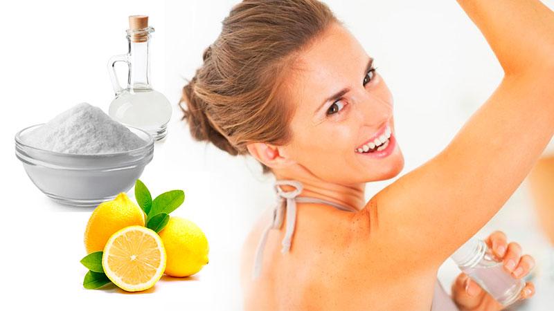 12 remedios caseros para dejar de sudar