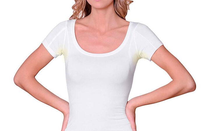 Cómo quitar las manchas amarillas de sudor en la ropa