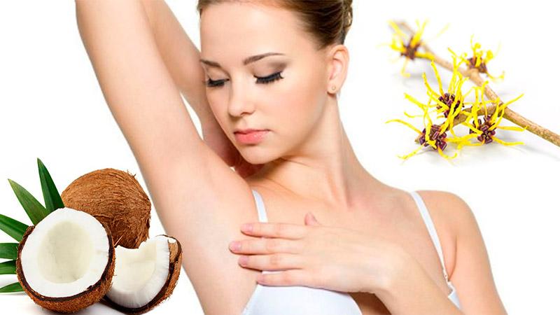 Remedios caseros para la hiperhidrosis
