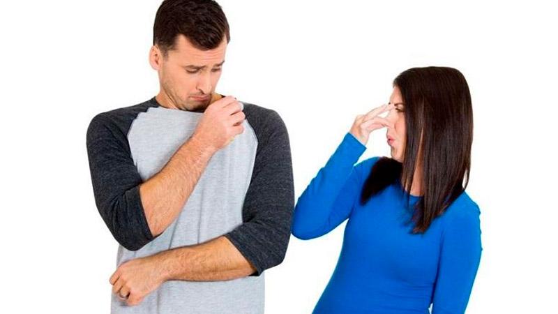 Cómo deshacerse del olor corporal