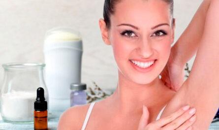 Cómo hacer desodorante casero
