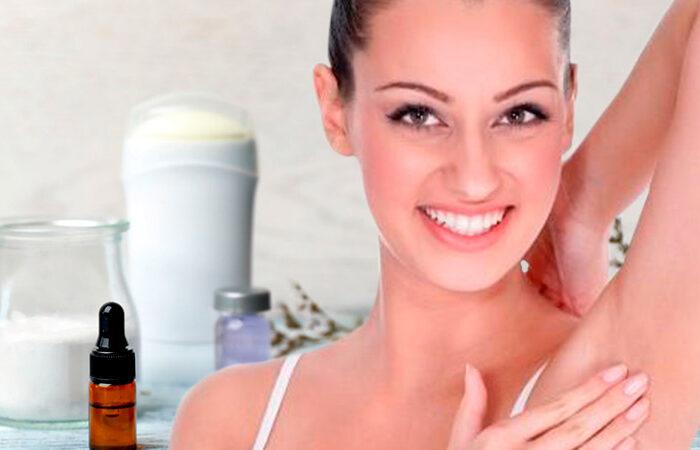 Cómo hacer desodorante casero,receta de desodorante natural