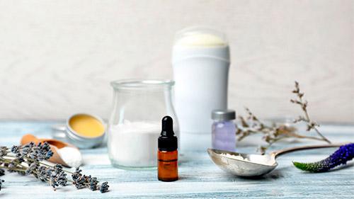 receta desodorante casero